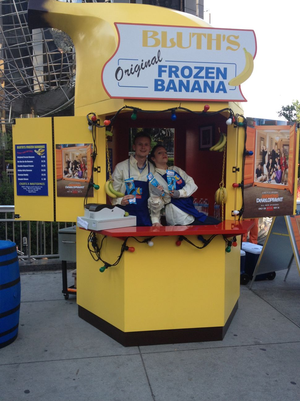 Bluth for a Day! How <em>The Observer</em> Talked Our Way into the Banana Stand