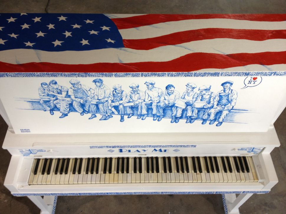 Play it Again! Rehabbed Pianos to Return to City Streets