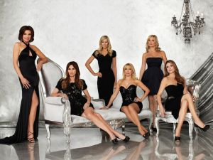 The cast of RHONY, approximately. (Bravo)