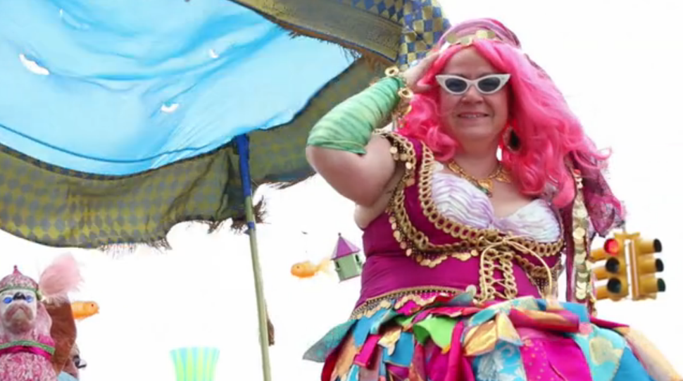 Don't Be Shellfish! Coney Island Mermaid Parade Raises 35K With Kickstarter Campaign