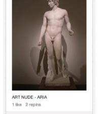 Nudie. (Photo: Pinterest/TechCrunch)
