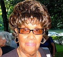 Shirley Huntley. (Photo: WIkimedia)