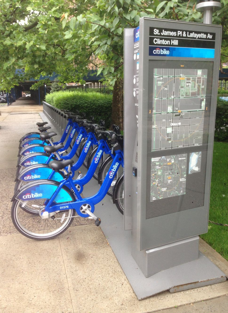 Will Citi Bikes Pave the Way for Bike Condoms?