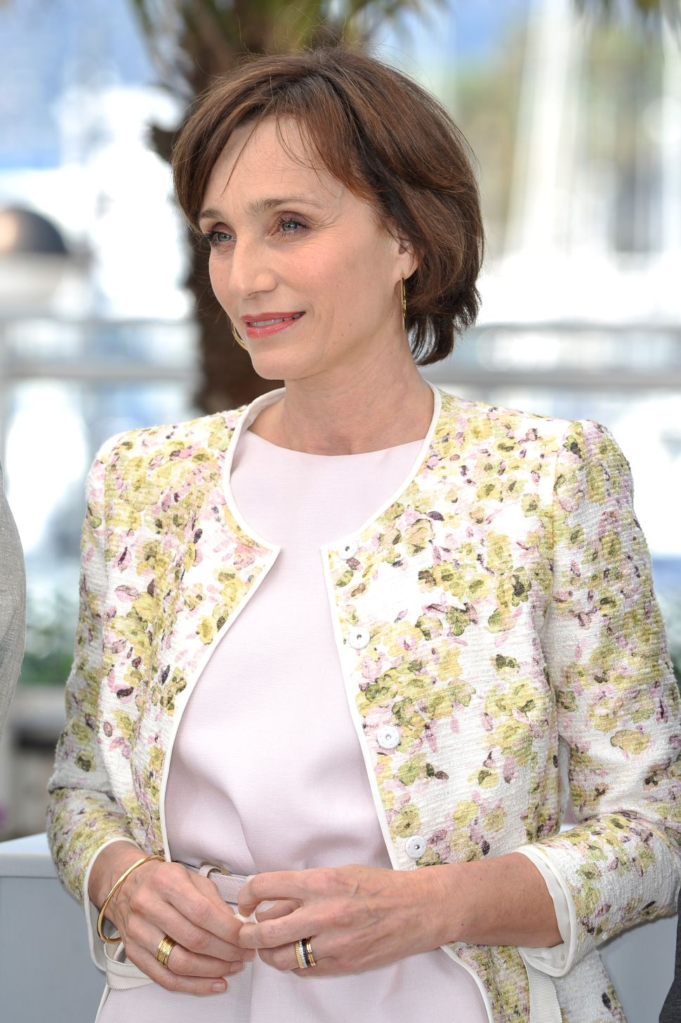 Cannes: Kristin Scott Thomas is Saving Grace in <em>Only God Forgives</em> and Robert Redford Puts the Oscars on Notice