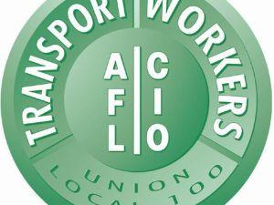 TWU Local 100's logo. (Photo: Facebook)