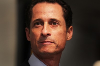Anthony Weiner May Receive Boost as the Lone Jewish Candidate