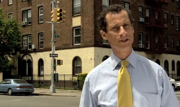 He's In: Anthony Weiner Launches Run For Mayor With Video