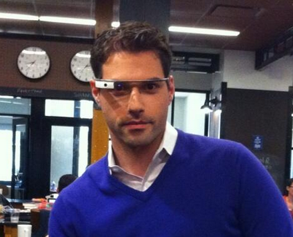 It's Not Yeezus, But Google Glass Is Going On Tour