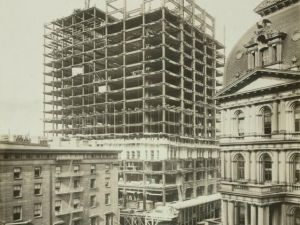 Construction is up, but it ain't 1912.
