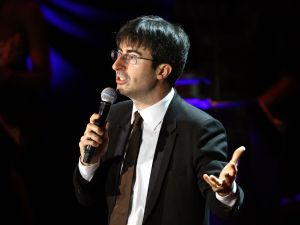 John Oliver, the scourge of The Daily Show. (Getty)