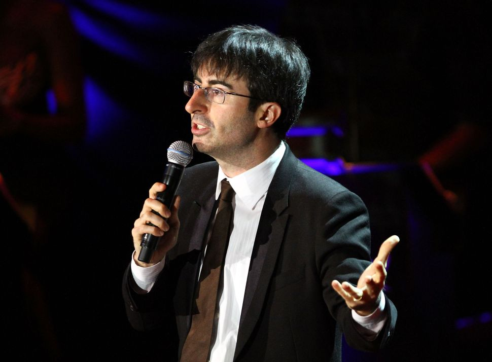 How John Oliver Plans to Destroy <em>The Daily Show</em>: An Annotated Guide