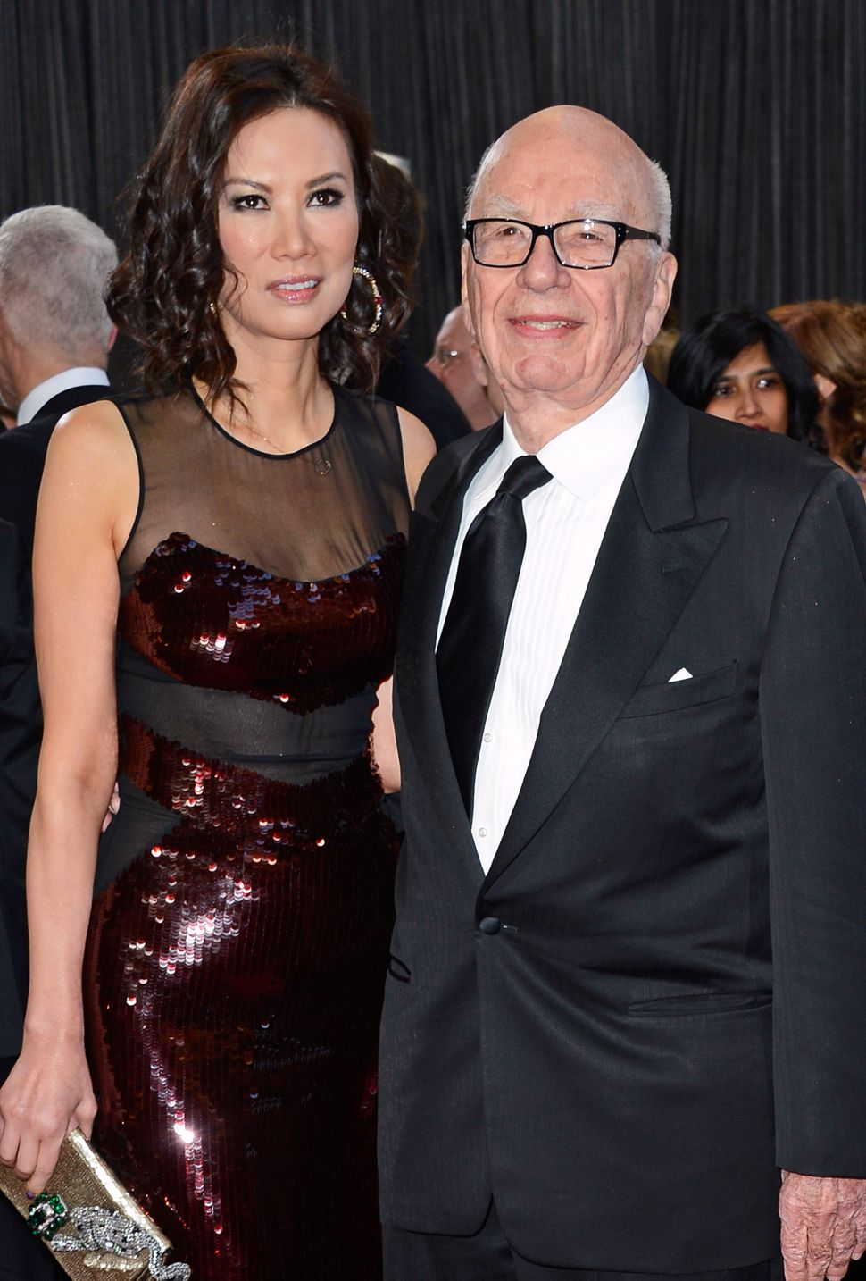 Rupert and Wendi Murdoch Are Almost Officially Divorced