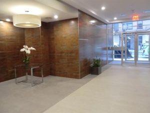 The lobby of the Elliott-Chelsea.