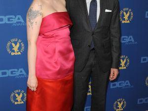 Lena and Carroll Dunham. (Photo credit: Patrick McMullan).