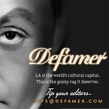 Defamer logo from back in the day.