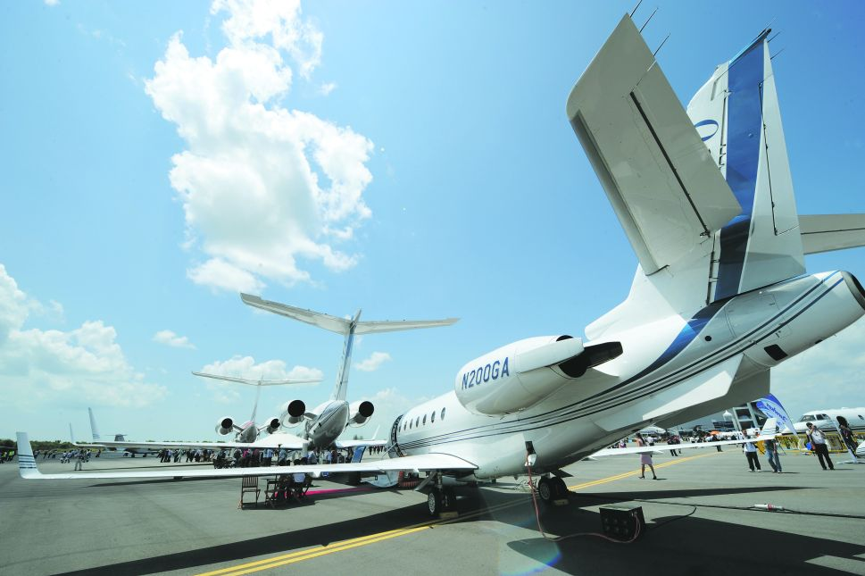 Up in the Air: The Real Deal With Private Air Travel