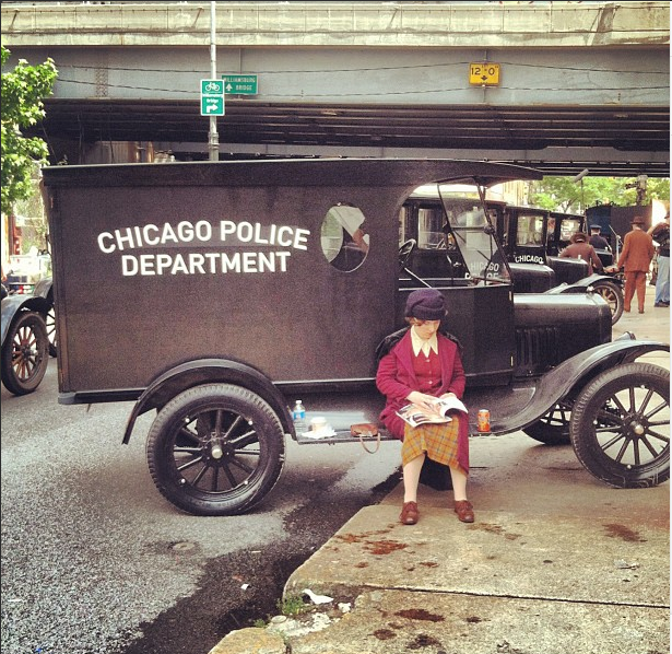 These Photos of Williamsburg Transformed Into 1920s Chicago Will Make Every Hipster So, So Happy
