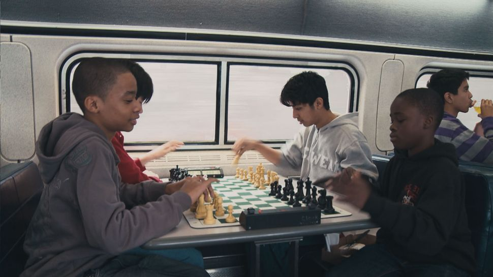 Checkmate? Budget Cuts Could Put Prized Brooklyn Chess Team in Danger