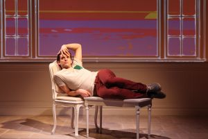 Michael Urie in 'Buyer & Cellar.'