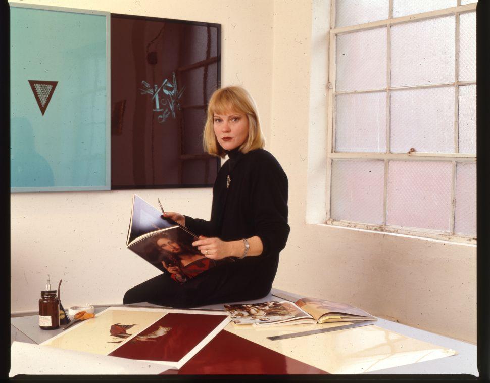 Sarah Charlesworth, Incisive Conceptual Photographer, Dies at 66
