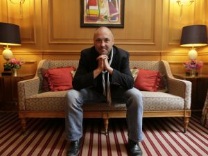 Colum McCann. (Photo: Kenzo Tribouillard/AFP/Getty Images