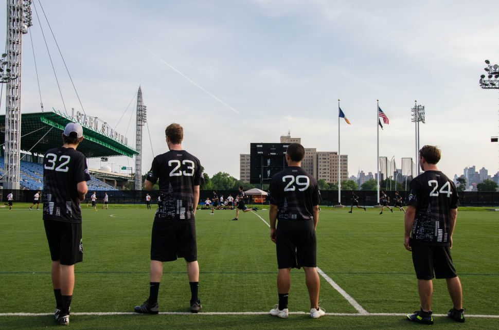 Will Pro Ultimate Frisbee Catch On?