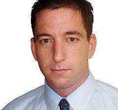 Glenn Greenwald (photo via Twitter).