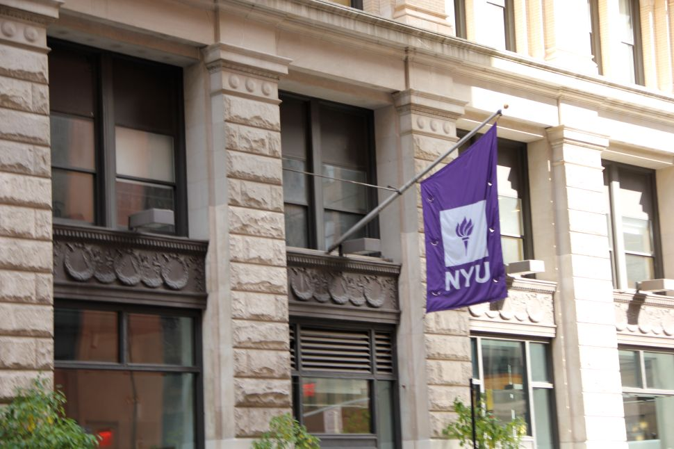Afternoon Bulletin: Creepy Conflagration at NYU, Cannibal Cop Looks for Love and More