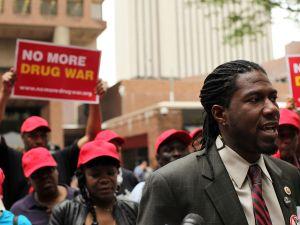 Jumaane Williams, one of the bills' lead sponsors. (Photo: Spencer Platt/Getty Images)