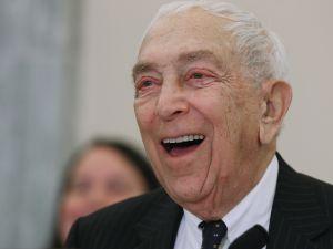 Frank Lautenberg. (Photo: Chip Somodevilla/Getty Images)