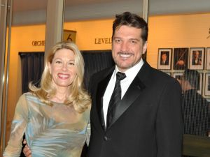 Marin Mazzie and Paulo Szot.