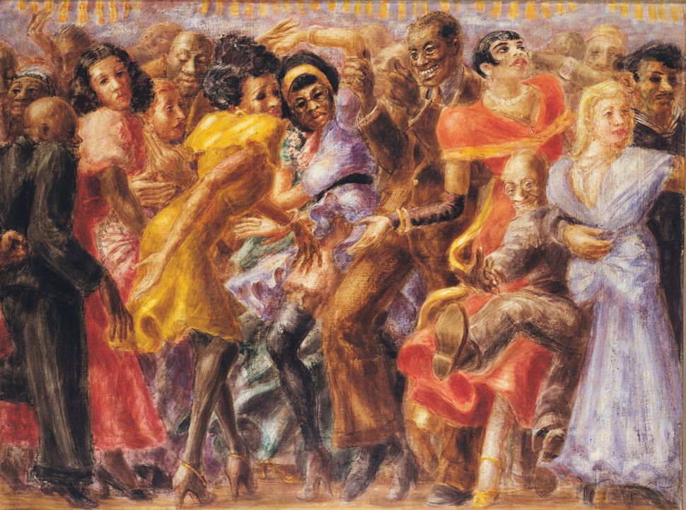 'Swing Time: Reginald Marsh and Thirties New York' at the New–York Historical Society