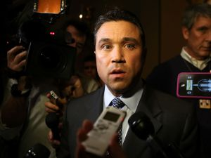Michael Grimm. (Photo: Getty)