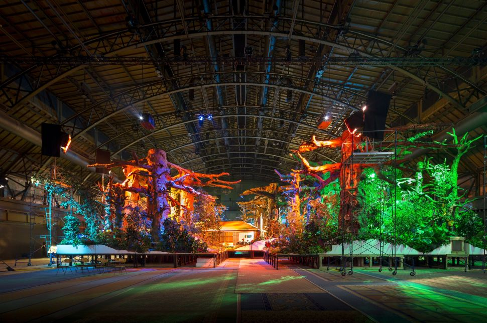 'Paul McCarthy: WS' at the Park Avenue Armory