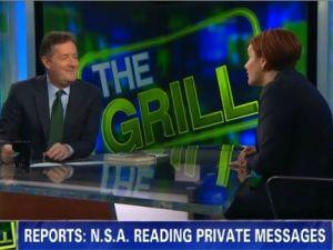 Christine Quinn speaks with Piers Morgan. (Photo: CNN.com)