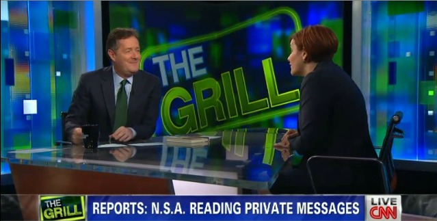 Christine Quinn Defends Surveillance in Wake of Monitoring Reports