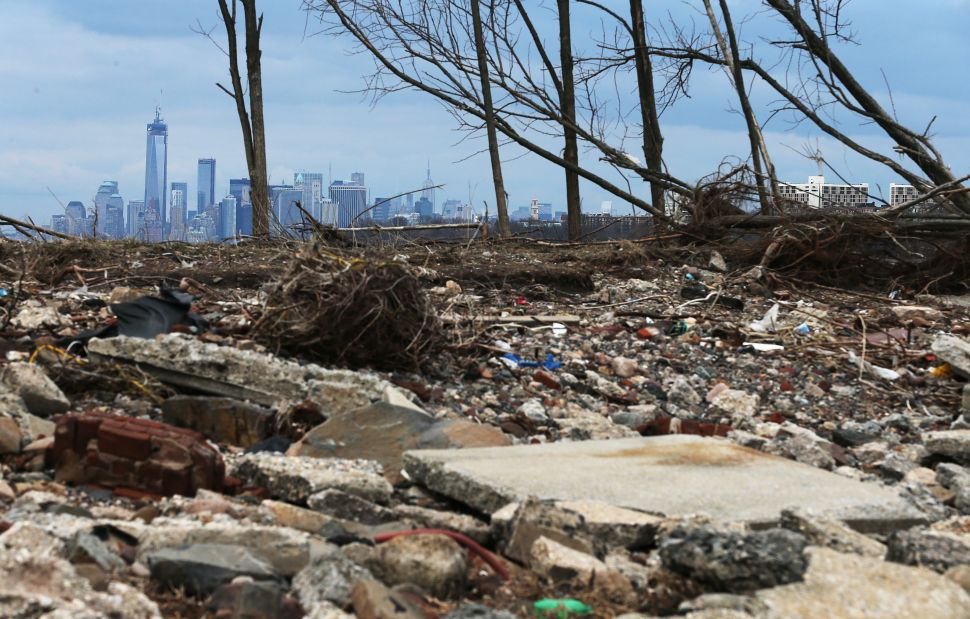 Mayor de Blasio to Announce 'Major Overhaul' of Sandy Recovery Efforts