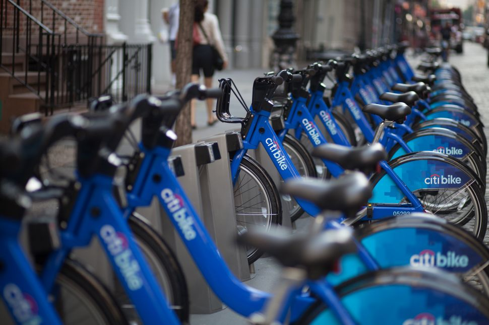 Citi Bike Floods Streets With Thousands of Uninsured Cyclists