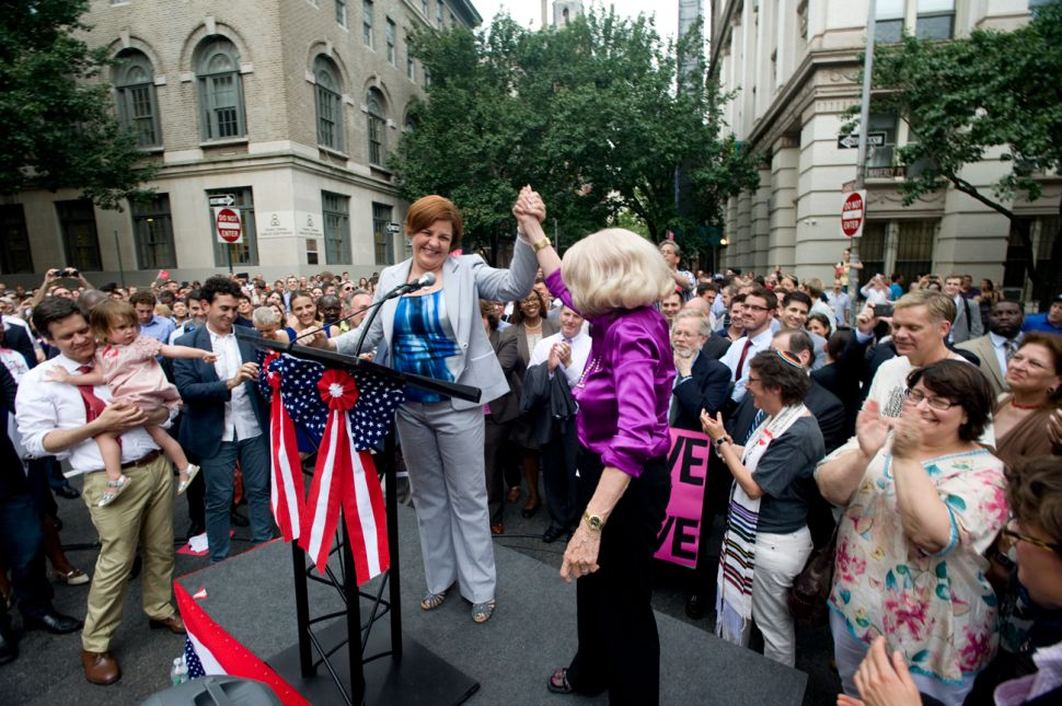 New York Pols Mourn LGBT Rights Pioneer Edie Windsor