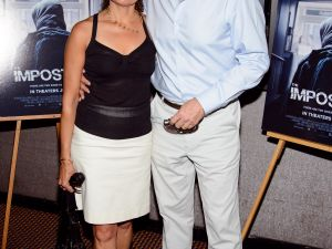 Stone Phillips and wife Debra. (Patrick McMullen)