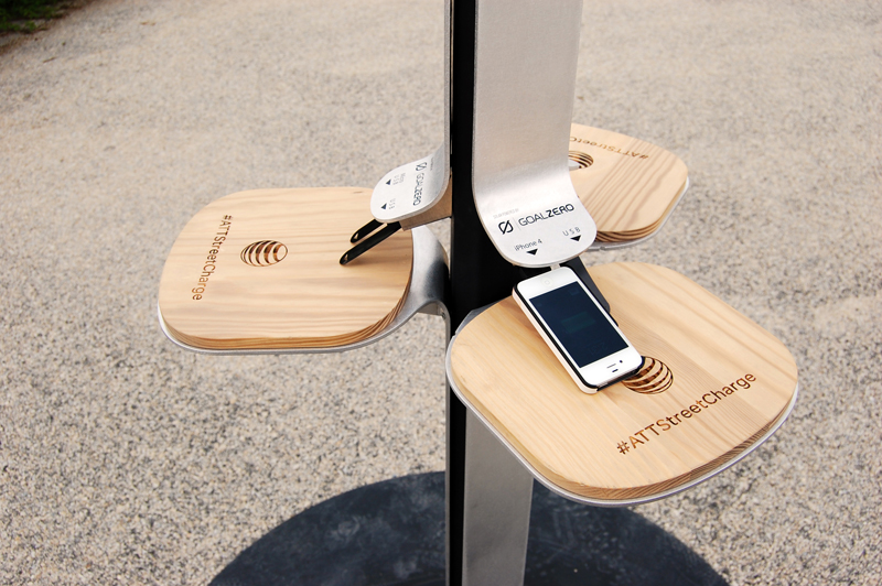 Solar-Powered Charging Stations to Sprout Up in New York City Parks