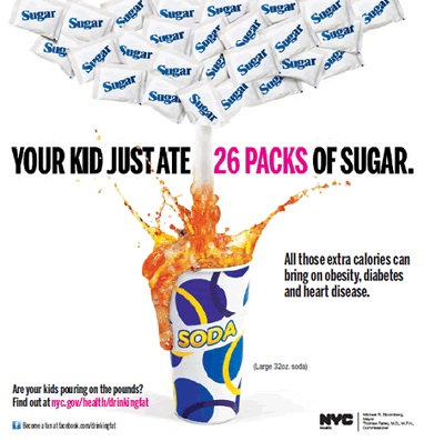 Bloomberg's Soft Drink Assault Didn't Dent City's Dire Diabetes Numbers