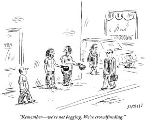 David Sipress' cartoon in last week's New Yorker