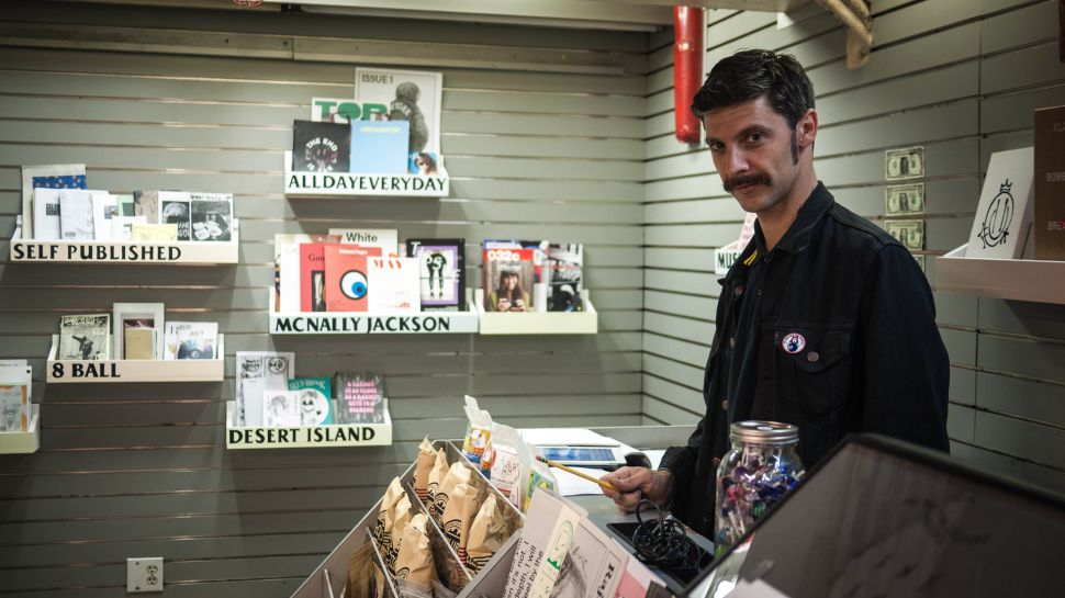 Hipster Newsstand Opens in Williamsburg Because Hipsters