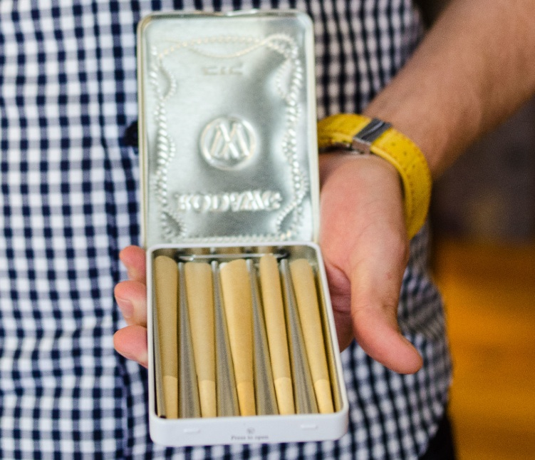 Classing Up the Joint: Posh Pot Startups Cashing in on Reefer Madness