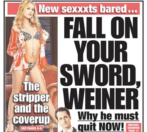 New York Post Editor Defends Weiner Puns on Australian TV