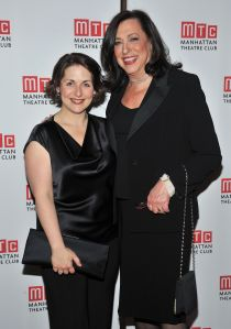 Mandy Greenfield and Lynne Meadow. (Getty Images)