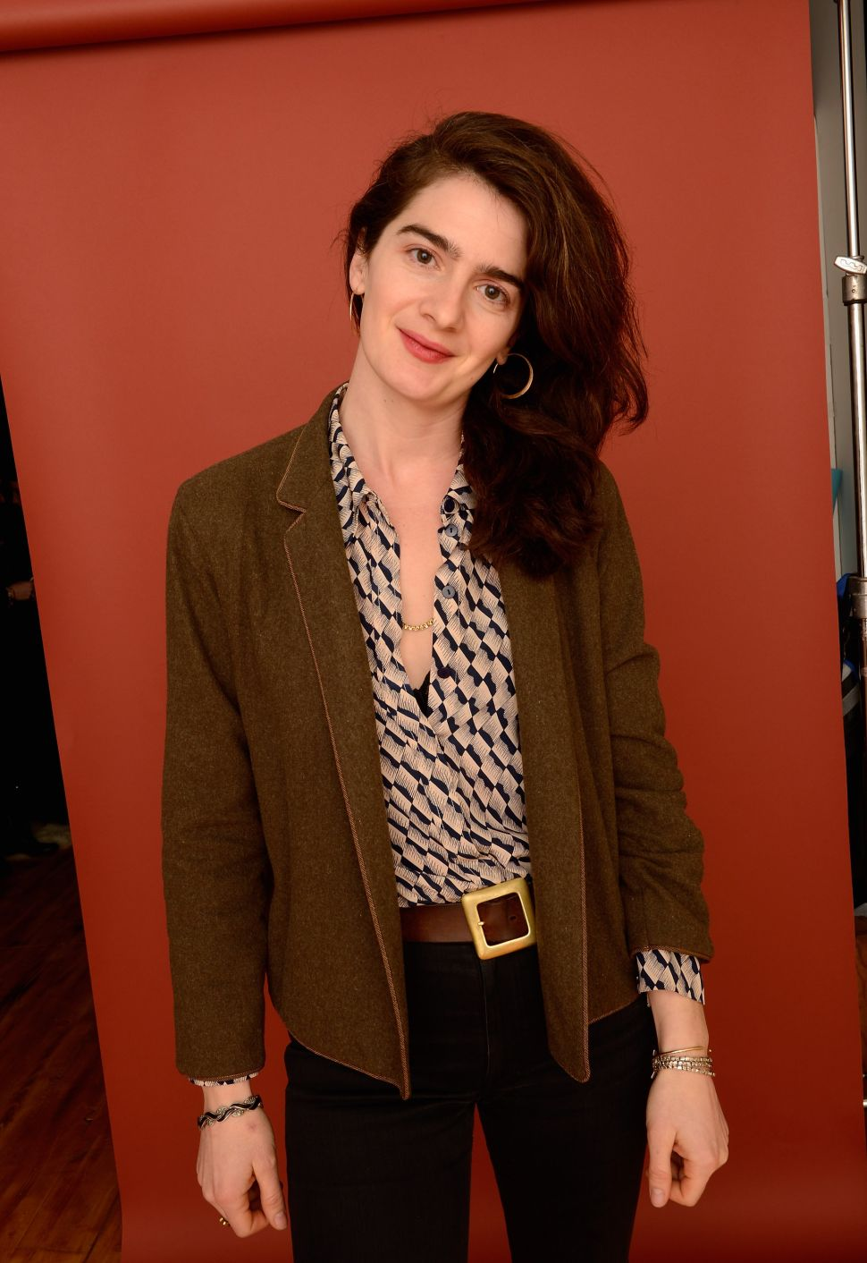 Gaby Hoffmann: Warhol Would Have Loved Her