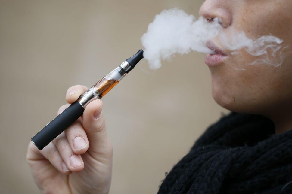Steamrolled: LIRR Bans E-Cigs