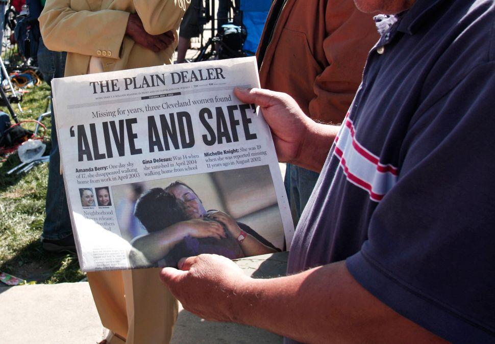The Newspaper Guild On The Cleveland <em>Plain Dealer</em> Layoffs